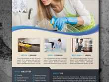 91 Blank Cleaning Services Flyer Templates for Ms Word for Cleaning Services Flyer Templates