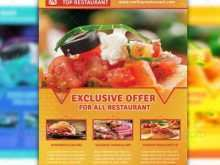 Food Flyer Templates