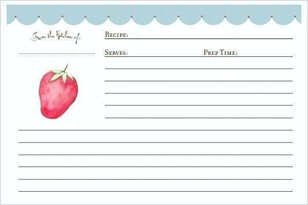 91 Christmas Recipe Card Template For Word Download for Christmas Recipe Card Template For Word