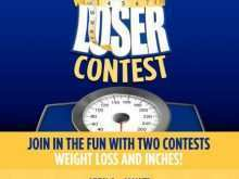 91 Create Biggest Loser Flyer Template for Ms Word for Biggest Loser Flyer Template