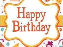 91 Create Birthday Card Template For Google Docs Formating by Birthday Card Template For Google Docs