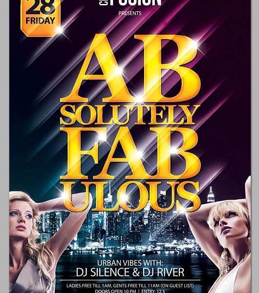 91 Creative Club Flyer Templates Free Download Download for Club Flyer Templates Free Download