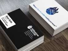 Kinkos Business Card Template Illustrator