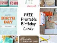 91 Customize Our Free Birthday Note Card Template Layouts by Birthday Note Card Template