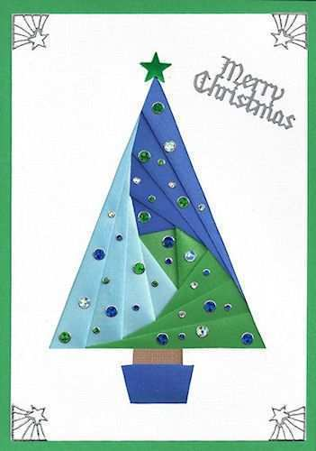 91 Format 4 Fold Christmas Card Template Download with 4 Fold Christmas Card Template
