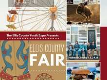 91 Format County Fair Flyer Template With Stunning Design by County Fair Flyer Template