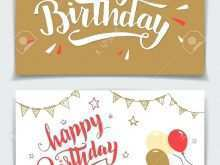 91 Free 65Th Birthday Card Template Maker with 65Th Birthday Card Template