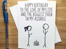 91 Free Happy Birthday Boyfriend Card Template in Photoshop with Happy Birthday Boyfriend Card Template