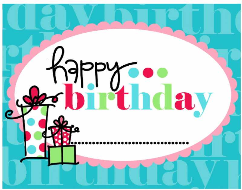 Strange 91 Free Printable Birthday Card Template Printable Girl Download Funny Birthday Cards Online Overcheapnameinfo