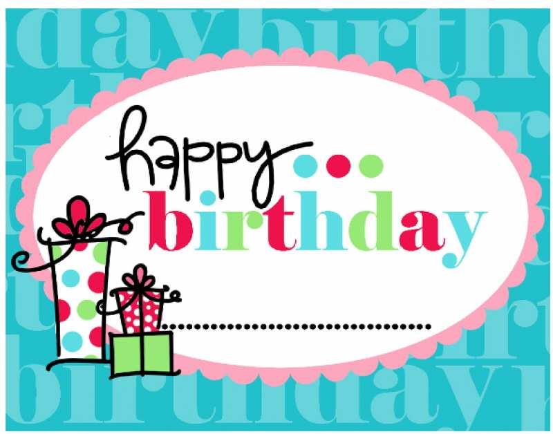 Fabulous 91 Free Printable Birthday Card Template Printable Girl Download Personalised Birthday Cards Rectzonderlifede