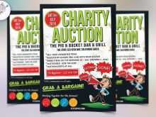 91 Printable Auction Flyer Template Now with Auction Flyer Template