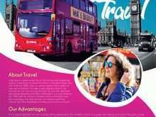 91 Standard Travel Flyer Template For Free with Travel Flyer Template