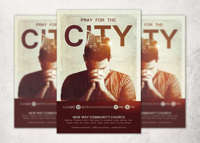 91 The Best Church Event Flyers Free Templates Templates for Church Event Flyers Free Templates