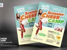 91 Visiting Cheer Camp Flyer Template Maker by Cheer Camp Flyer Template