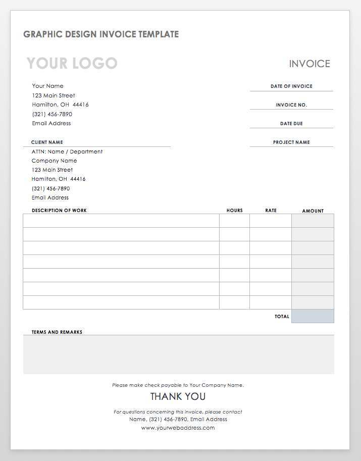 91 Visiting Company Invoice Template Word Photo for Company Invoice Template Word