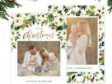92 Adding Christmas Card Template For Clients Maker for Christmas Card Template For Clients