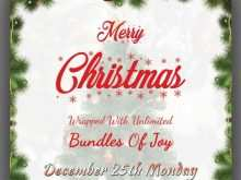 92 Adding Christmas Flyers Templates Now with Christmas Flyers Templates