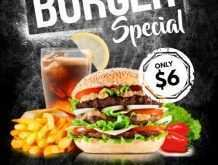 92 Best Burger Flyer Template Now for Burger Flyer Template