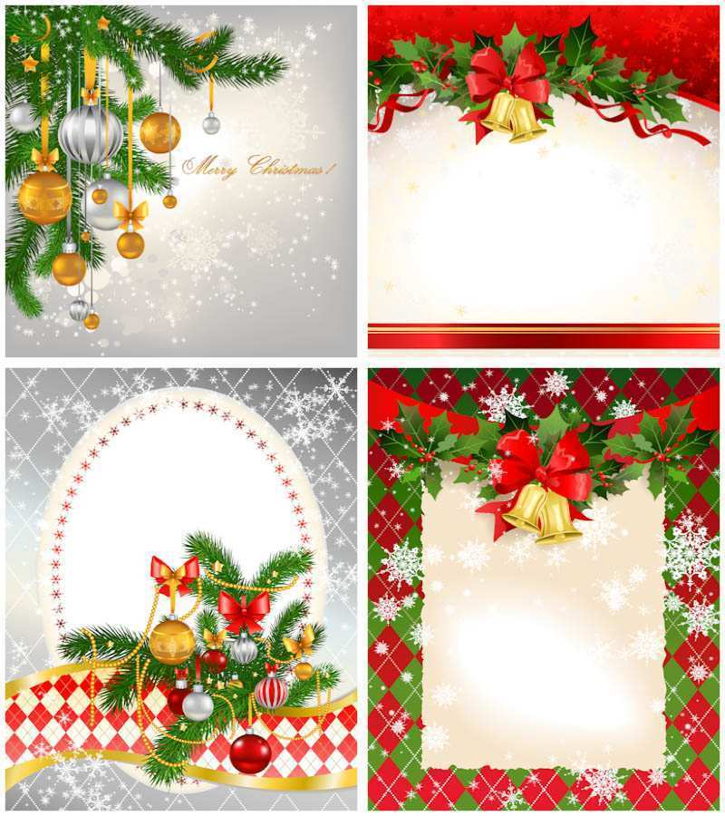 92 Best Christmas Card Templates Free Download for Christmas Card Templates Free Download
