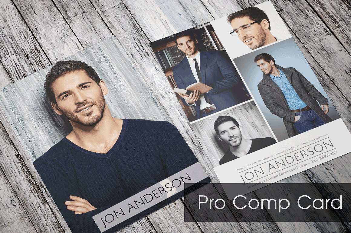 92 Best Comp Card Template For Microsoft Word for Ms Word for Comp Card Template For Microsoft Word