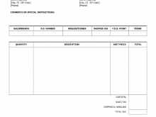 92 Create A Invoice Template With Stunning Design for A Invoice Template