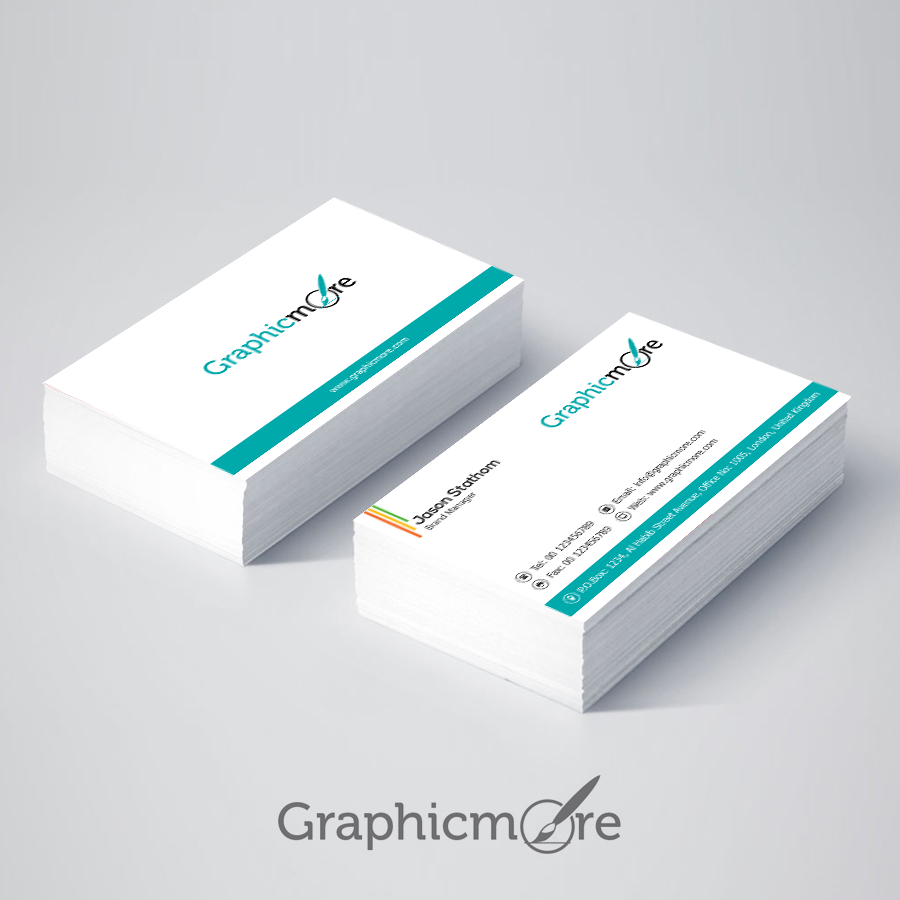 92 Create Clean Business Card Template Free Download Formating with Clean Business Card Template Free Download