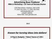 92 Creating Business Card Template For Job Seeker PSD File with Business Card Template For Job Seeker