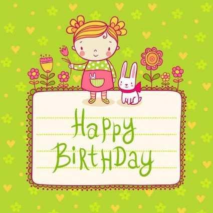 92 Customize Birthday Card Templates Vector Templates by Birthday Card Templates Vector