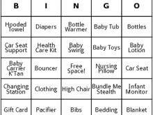 92 Free Bingo Card Template For Word Layouts with Bingo Card Template For Word