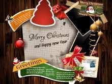Free Christmas Ecard Template