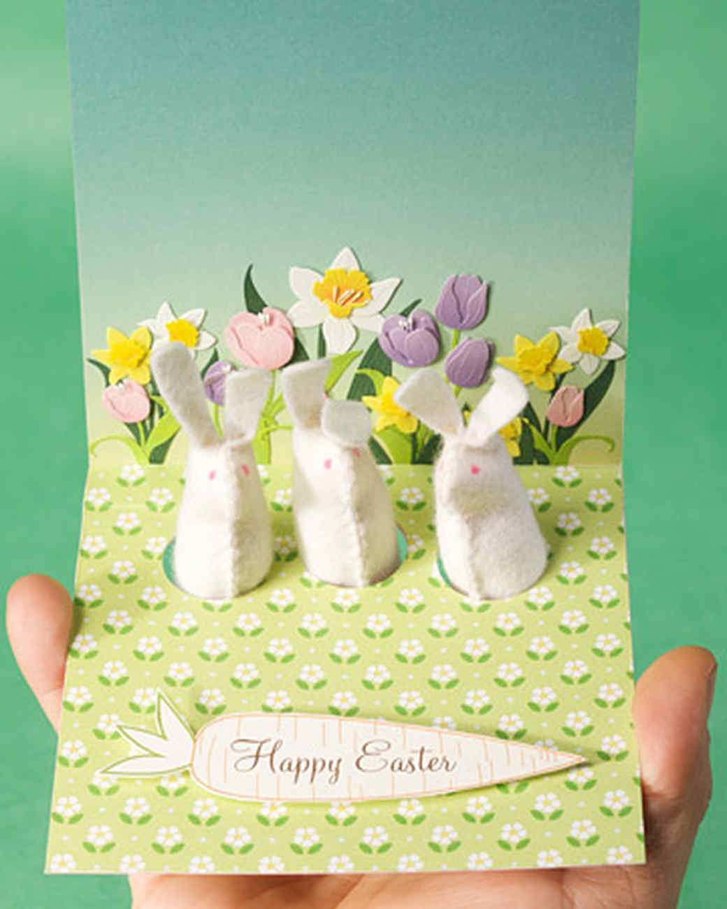 92 Free Easter Card Craft Templates Formating by Easter Card Craft Templates