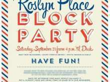 92 Free Printable Block Party Template Flyers Free in Word for Block Party Template Flyers Free