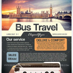 92 Free Printable Bus Trip Flyer Template Maker for Bus Trip Flyer Template
