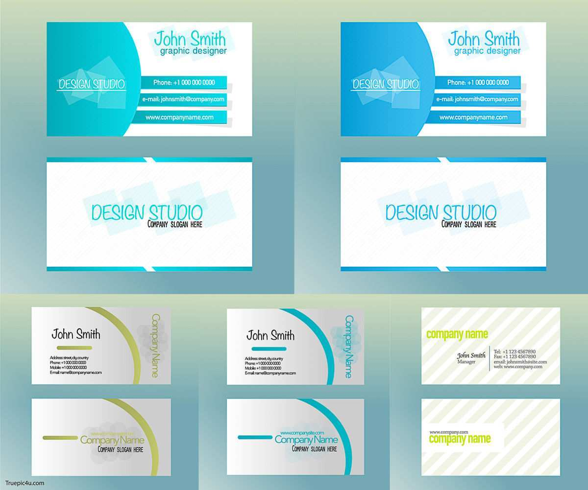 92 Free Printable Business Card Eps Format Free Download PSD File for Business Card Eps Format Free Download