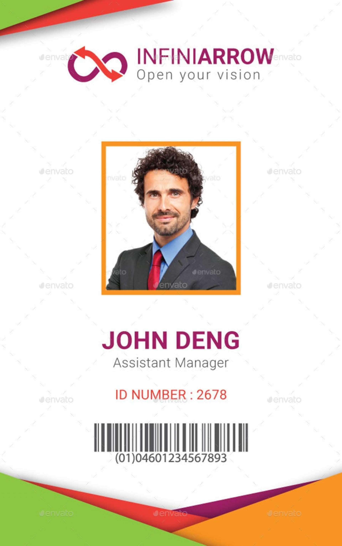 92 Free Printable Id Card Design Template Illustrator in Word with Id Card Design Template Illustrator