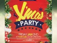 92 How To Create Christmas Party Flyer Templates Formating by Christmas Party Flyer Templates