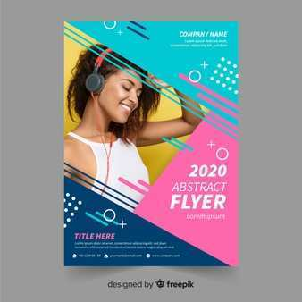 92 Printable Illustrator Templates Flyer for Illustrator Templates Flyer