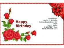 92 Standard Birthday Card Template Word Free Templates with Birthday Card Template Word Free