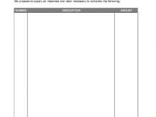 92 Visiting Blank Billing Invoice Template Pdf for Blank Billing Invoice Template Pdf