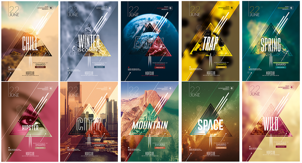 93 Adding Awesome Flyer Templates Layouts with Awesome Flyer Templates