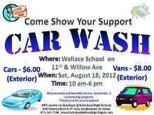 93 Adding Car Wash Fundraiser Flyer Template Word Download with Car Wash Fundraiser Flyer Template Word