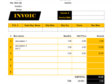 93 Adding Invoice Template Singapore in Photoshop with Invoice Template Singapore