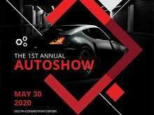 93 Blank Car Show Flyer Template Word Photo with Car Show Flyer Template Word
