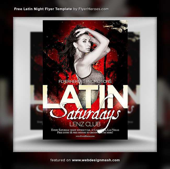 93 Blank Club Flyers Template Formating for Club Flyers Template