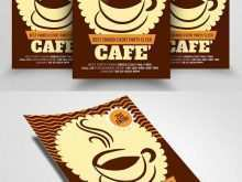 93 Create Cafe Flyer Template Photo with Cafe Flyer Template