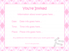 Free Printable Baby Shower Flyer Templates