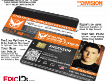 93 Creative James Bond Id Card Template Layouts with James Bond Id Card Template