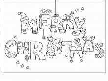93 Customize Christmas Card Templates Kindergarten Now for Christmas Card Templates Kindergarten