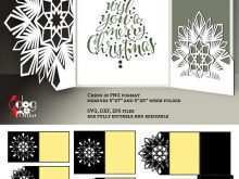 93 Customize Our Free Christmas Card Templates For Cricut Layouts with Christmas Card Templates For Cricut