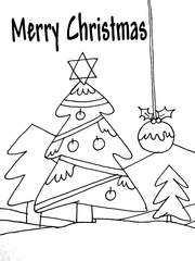 93 Customize Our Free Christmas Card Templates To Colour With Stunning Design with Christmas Card Templates To Colour